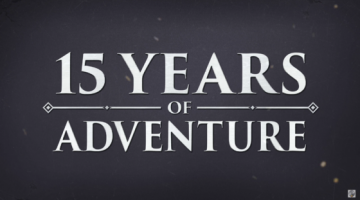 "RuneScape documentary celebrates ""15 Years of Adventure"""