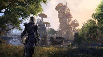 Now we can find out the magic and weirdness of Morrowind in The Elder Scrolls Online