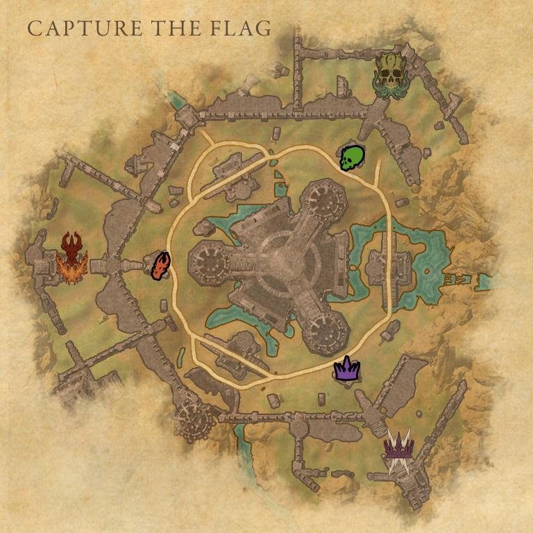 The Elder Scrolls online Game Guide - Battlegrounds Feature