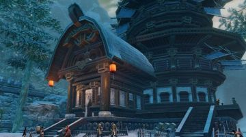 Snowpine Reach - the snow laden land that is located at the very north-eastern reaches of Revelation Online's Nuanor