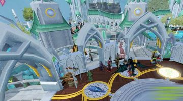 'Next Gen' Runescape Project Accidentally Leaked by the Developer