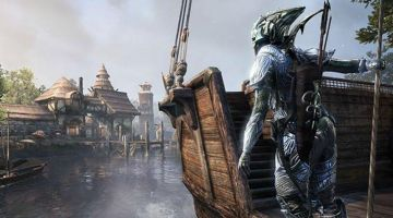 The Elder Scrolls Online: Morrowind Expansion Pack Brings Back Memories Of The Fun You Had Playing With Recreated Locations