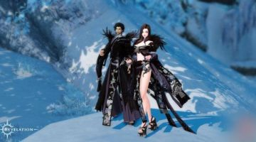 Revelation Online Iceborn update now goes live
