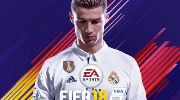 Ronaldo will star in FIFA 18