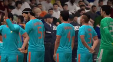 The Indian Football team will receive an upgrade in FIFA 18