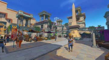 RuneScape Opens the Gates to Menaphos And Shifts Gradually Away from Expansion-Sized Updates