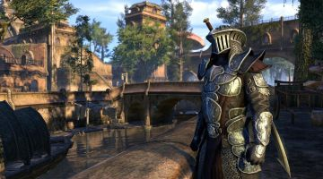 The Elder Scrolls Online: Horns of the Reach is coming to Xbox One in a few weeks
