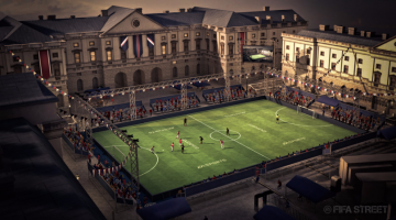 Leaked Footage shows FIFA Street Is Coming To FIFA 18