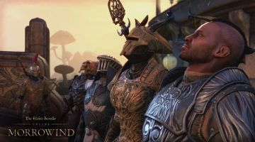 Five Reasons to Jump Into The Elder Scrolls Online