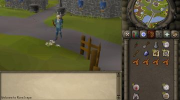Gold farming gets Venezuelans targeted in old-school Runescape