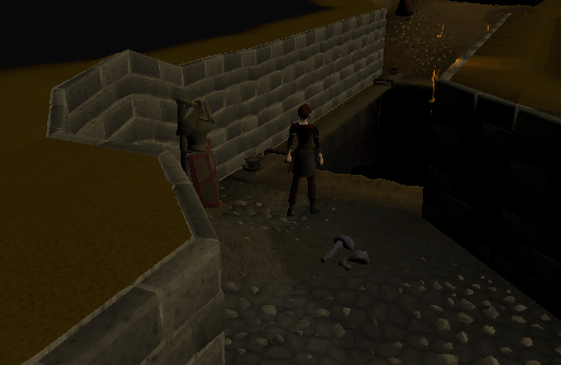 Yanille Agility Dungeon
