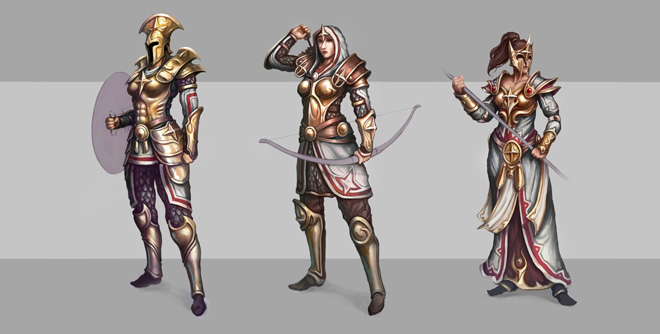 Second Age Outfits
