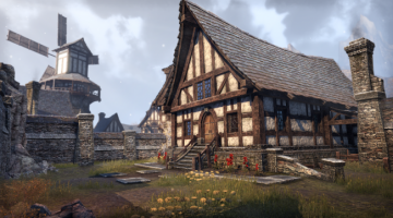 The Elder Scrolls Online adds customisable housing system