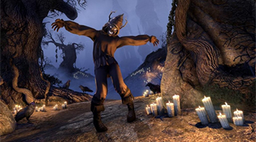 The Elder Scrolls Online News: Witches Festival Is To Start Oct. 20, XP Boosts and Halloween-Themed Items Will Be Available