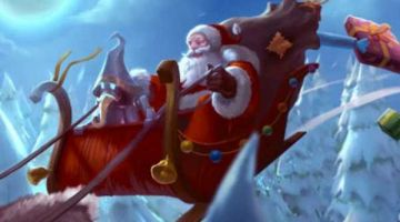 RuneScape Players Embark on Mysterious Journey to Find Santa